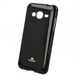 Etui na telefon Jelly Case Samsung Galaxy J7 2016 J710F czarny