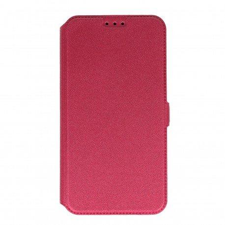 Etui na telefon Pocket Book na Samsung Galaxy J7 2016 J710F różowy