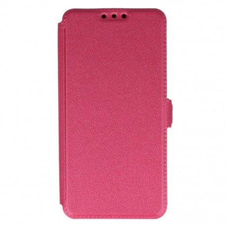 Etui na telefon Pocket Book na Samsung Galaxy A3 2016 A310F różowy