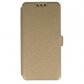 Etui na telefon Pocket Book na Samsung Galaxy A3 2016 A310F złoty