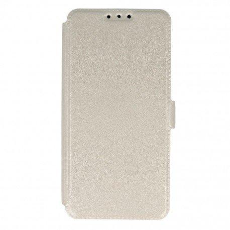 Etui na telefon Pocket Book na Samsung Galaxy A3 2016 A310F biały