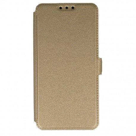 Etui na telefon Pocket Book na Samsung Galaxy A5 2016 A510F złoty