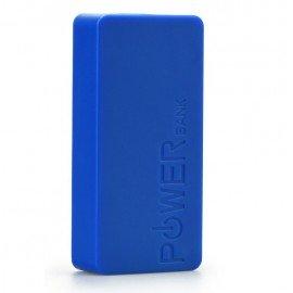 Kompaktowy Power Bank 5600 mAh ładowarka do telefonu niebieski