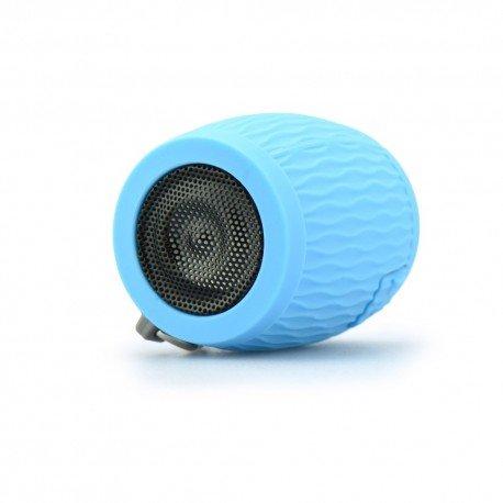 Multimedialny głośnik Bluetooth Beczka do telefonu niebieski