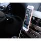 Uchwyt samochodowy Magnetic na magnes do telefonu czerwony