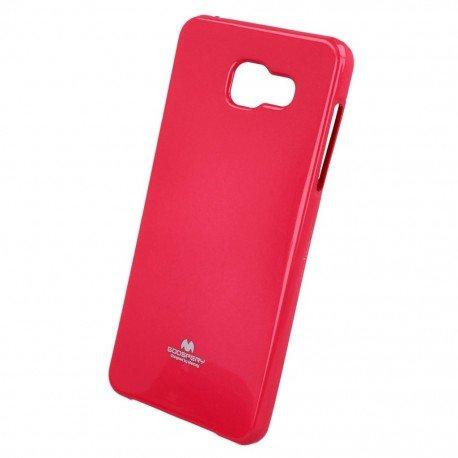 Etui na telefon Jelly Case do Samsung Galaxy A5 2016 A510F różowy