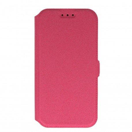 Etui na telefon Pocket Book na Samsung Galaxy A3 2017 A 320F różowy