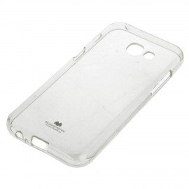 Etui na telefon Jelly Case do Samsung Galaxy A3 2017 A320F transparentny
