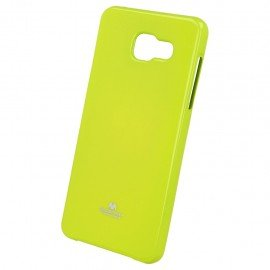 Etui na telefon Jelly Case do Samsung Galaxy A3 2017 A320F limonkowy