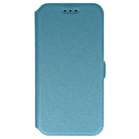 Etui na elefon Pocket Book na Samsung Galaxy A5 2017 A520F niebieski