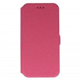 Etui na elefon Pocket Book na Samsung Galaxy A5 2017 A520F różowy