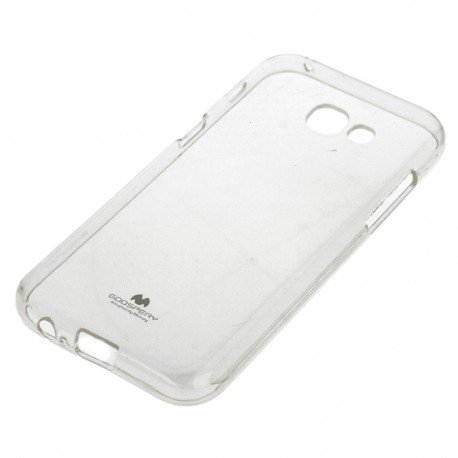Etui na telefon Jelly Case do Samsung Galaxy A5 2017 A520F transparentny