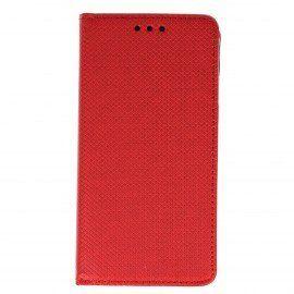 Etui boczne z klapką magnet book Samsung Galaxy A5 2017 A520F czerwony