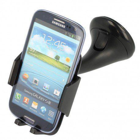 Uchwyt samochodowy U16 do telefonu czarny