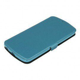 Etui na telefon Pocket Book na LG K10 LTE K430 morski