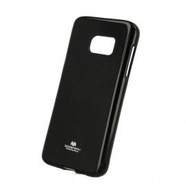 Etui na telefon Jelly Case do Samsung Galaxy S7 czarny