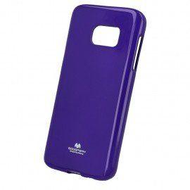 Etui na telefon Jelly Case do Samsung Galaxy S7 granatowy