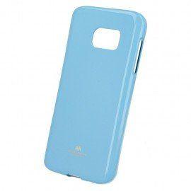 Etui na telefon Jelly Case do Samsung Galaxy S7 niebieski