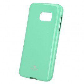 Etui na telefon Jelly Case do Samsung Galaxy S7 miętowy