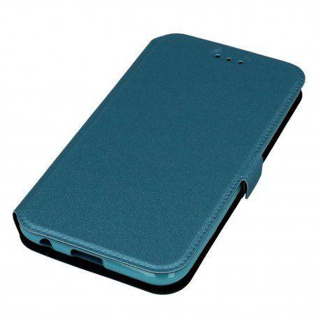 Etui na elefon Pocket Book naLG K10 2017 M520n niebieski