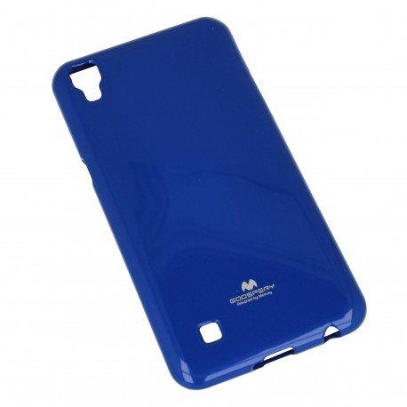 Etui na telefon Jelly Case do LG X Power K220 niebieski
