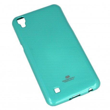Etui na telefon Jelly Case do LG X Power K220 miętowy