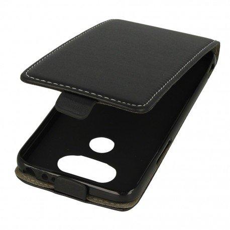Etui z klapką Flexi do telefonu LG G5 H850 czarny