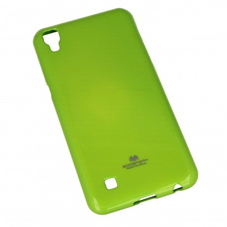 Etui na telefon Jelly Case do LG X Power K220 limonka