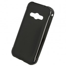 Etui na telefon Jelly Case do Samsung Galaxy Xcover 3 G388F czarny