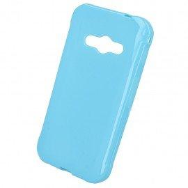 Etui na telefon Jelly Case do Samsung Galaxy Xcover 3 G388F niebieski