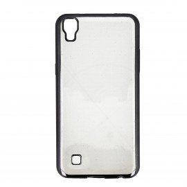 Etui na telefon Clear Case doLG X Power K220 szary