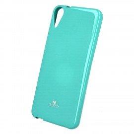 Etui na telefon Jelly Case do HTC Desire 825 niebieski