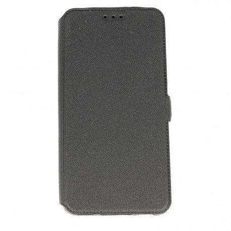 Etui na telefon Pocket Book na HTC Desire 825 czarny