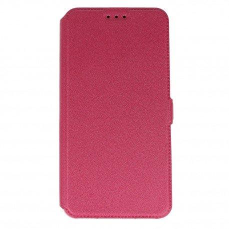 Etui na telefon Pocket Book na HTC Desire 825 różowy