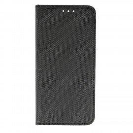 Etui boczne z klapką magnet book HTC Desire 10 LIFESTYLE czarny