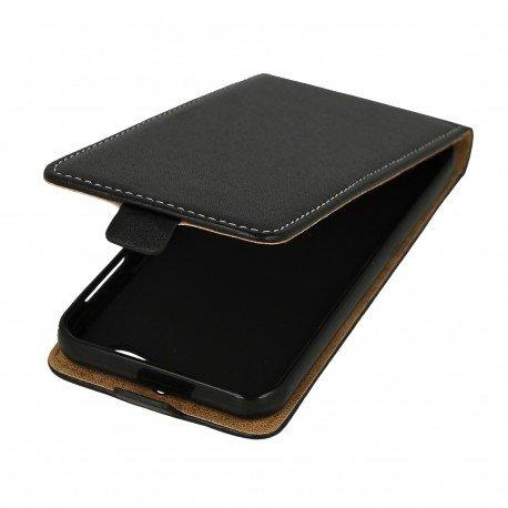 Etui z klapką Flexi do telefonu HTC One A9s czarny