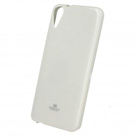 Etui na telefon Jelly Case do HTC Desire 10 Lifestyle biały