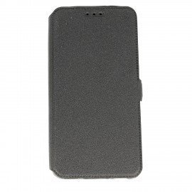 Etui na telefon Pocket Book na HTC Desire 10 Lifestyle czarny