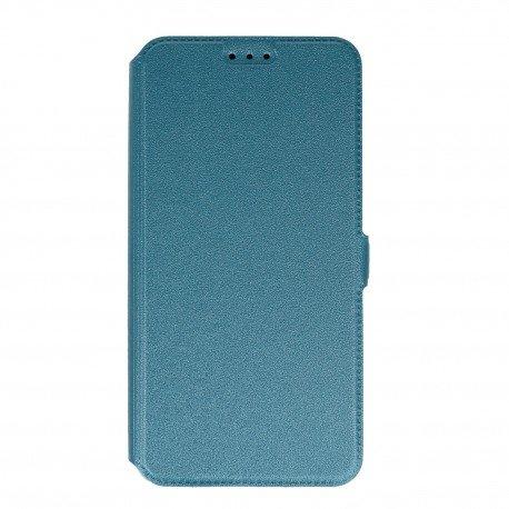 Etui na telefon Pocket Book na HTC Desire 10 Lifestyle niebieski