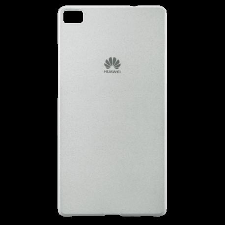 Oryginalne etui obudowa case plecki jasnoszare do Huawei P8 Lite