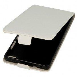 Etui z klapką Flexi do telefou Huawei P8 biały
