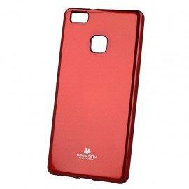 Etui na telefon Jelly Case do Huawei P9 Lite czerwony