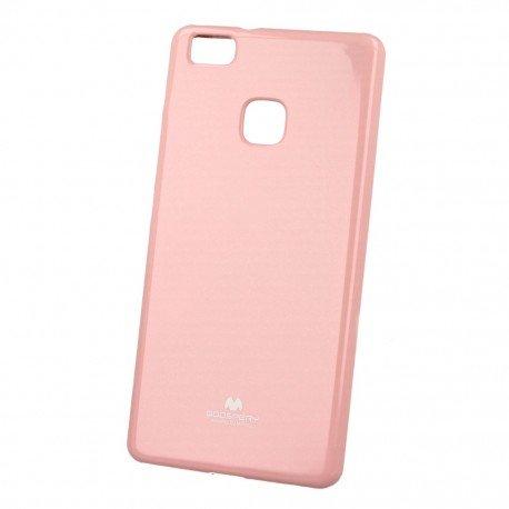 Etui na telefon Jelly Case do Huawei P9 Lite różowy