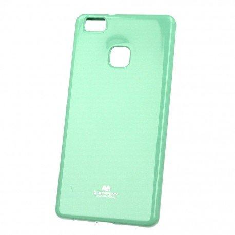 Etui na telefon Jelly Case do Huawei P9 Lite miętowy