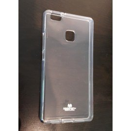 Etui na telefon Jelly Case do Huwei P9 Lite transparentny