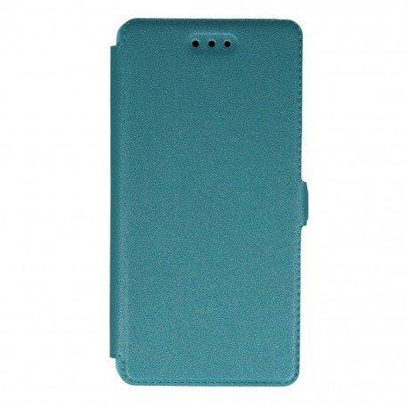 Etui na telefon Pocket Book na Huawei P9 Lite niebieski