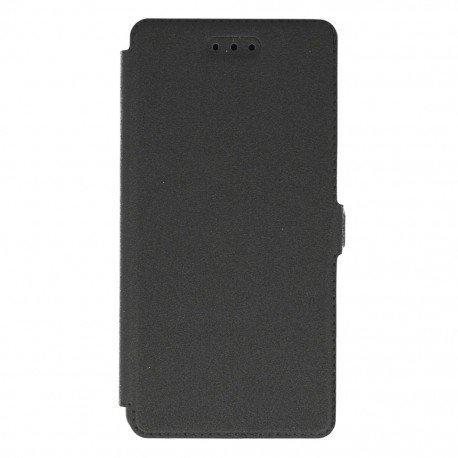 Etui na telefon Pocket Book na Huawei P9 Lite czarny