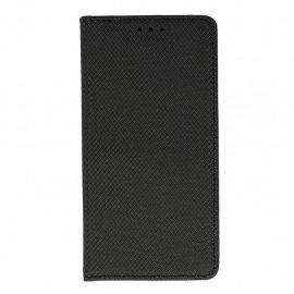 Etui boczne z klapką magnet book Huawei P9 Lite czarny