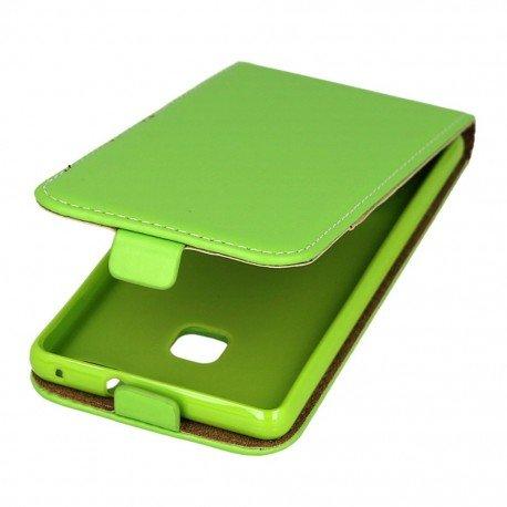 Etui z klapką Flexi do telefonu Huawei P9 Lite zielony
