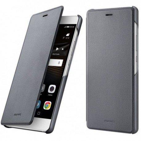Oryginalne etui obudowa do Huawei P9 Lite grafitowy